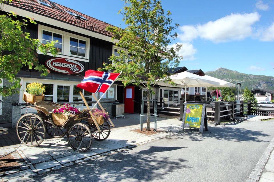 Hemsedal Cafe & Skiers Lodge